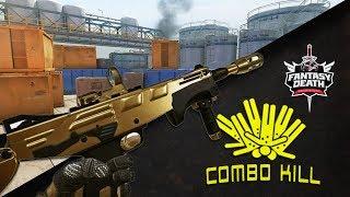 [Warface] MAG 7 GOLD / COMBO KILL !!