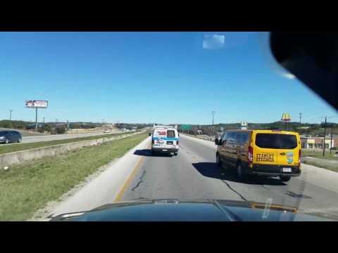 San Antonio drive Loop 1604