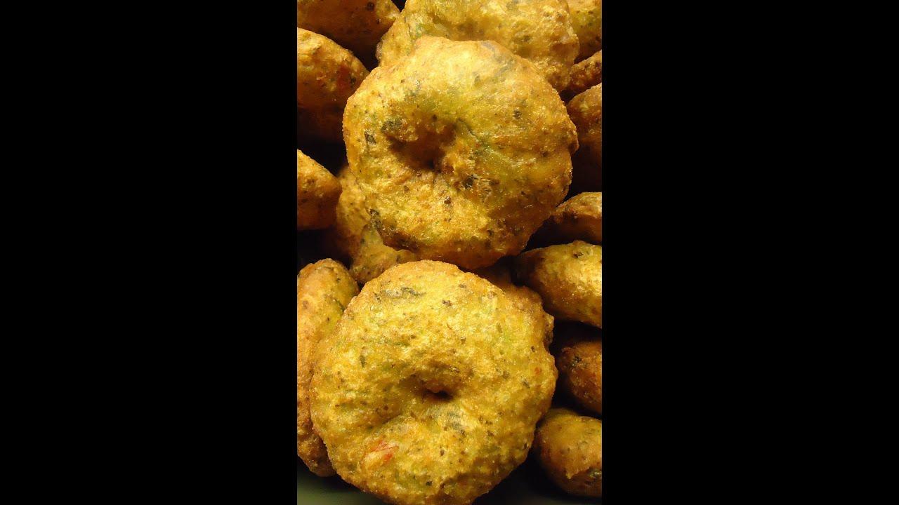 Gemakkelijk bara recept surinaamse snack vegetarisch youtube - Snack eten ...