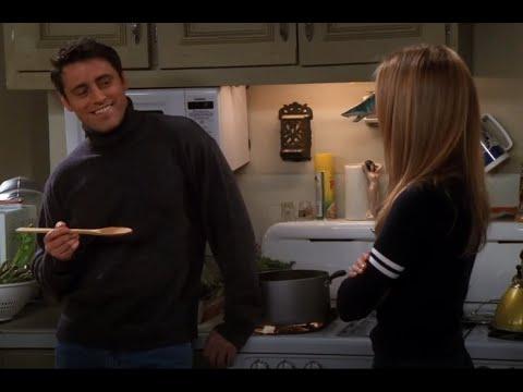 Download 2 min of Joey saying How U doin?