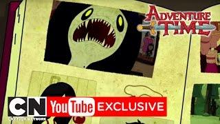 Adventure Time | Mysteries of Ooo - Marceline | Cartoon Network