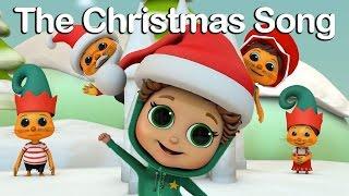 Repeat youtube video Baby Joy Joy Christmas Song - Merry Christmas!