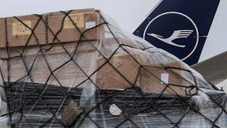 """Nachhaltiges Fliegen? Lufthansa Cargo testet """"Biotreibstoff"""""""