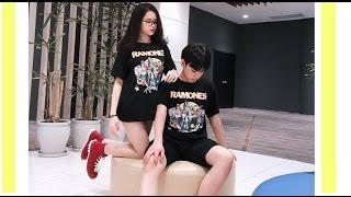 Bộ Ảnh Couple Đẹp Nhất  Mới Nhất Của Long Hoàng & Linh Ka