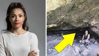 Эта женщина была воспитана в пещере, вы не поверите, что она сделала, чтобы выжить