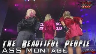 The Beautiful People : Ultimate Ass Montage (With Extra Sexy Bits) :TNA [HD]