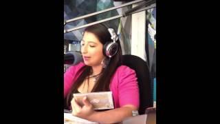 Rita Bunny and Lisa Pure on 100.1Fm ABC Radio San Salvador