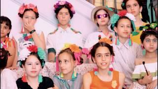 """Desfile fin de curso 2018  """" Frida Kalho"""""""