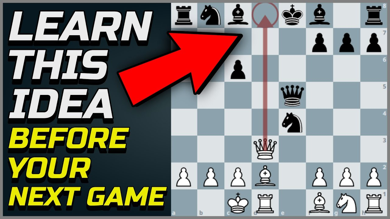 The Top 23 Checkmate Patterns   Most Important Mating Patterns In Chess   Chess Tactics and Ideas