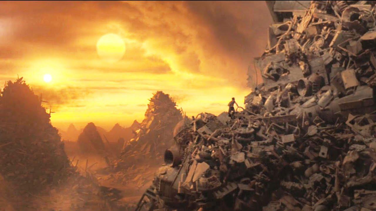 男子被扔到垃圾星球,却凭一己之力毁灭星球,逃出生天!
