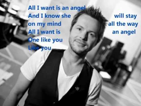 ♪ Espen Lind - All I want is an angel [lyrics]