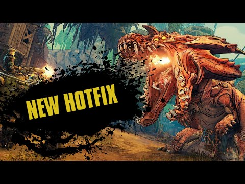 Borderlands 3 | New Hotfix! | DLC6 Delayed, New Rocket Launcher, and Weapons Buffs! |