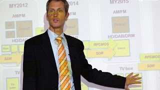 NXP releases SDR-based digital radio and audio one chip solution Dirana 3