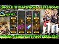 Borong Semua Elite Pass Season 4!! Review Royal Revelry - Garena Free Fire