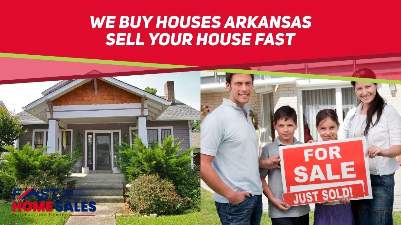 We Buy Houses Arkansas - (833) 814-7355 - Fast Home Sales