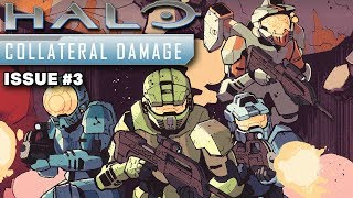 Halo: Collateral Damage - Issue #3