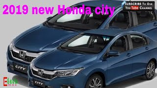 2019 new honda city in pakistan