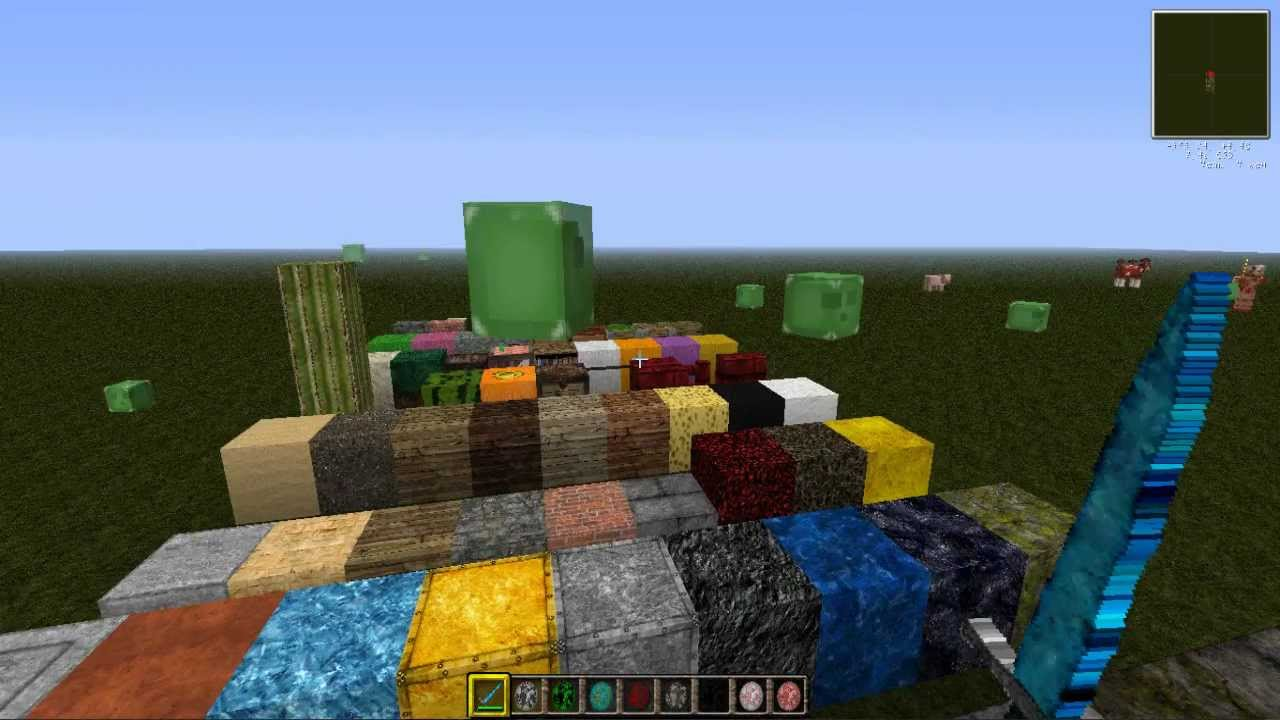Vision Realistic Texture Pack para Minecraft 1.14/1.13.2 ...