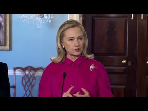 Ashton on Iran: 'Cautious but optimistic'