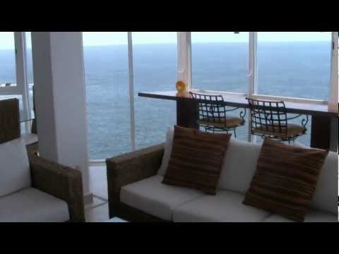 Oceanfront condo for sale Mexico