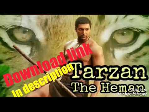 Tarzan the heman 2018 hindi dubbed hdrip 480p 400mb x264 movies hub.