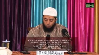 vuclip Sejarah Sahabat Nabi Ke-4: Meraih Cinta Allah dan Rasul-Nya dengan Jihad Bersama Ali RA (1)