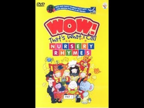 Wow! That's What I Call Nursery Rhymes [DVD] (2003)