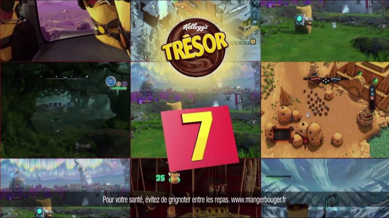 """Musique de la pub Trésor Kellogg's – Crazy bon """"Top 10 choco attaques – n°7""""  Mai 2021"""