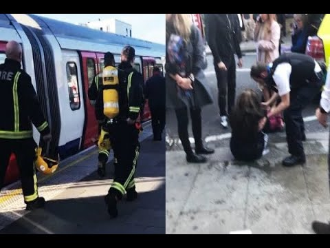 Blast at London's underground metro station, several injured
