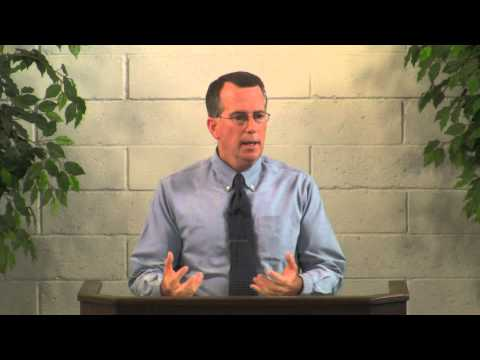 120805am - Set Your Mind on God's Interests - Mark 8:31-38