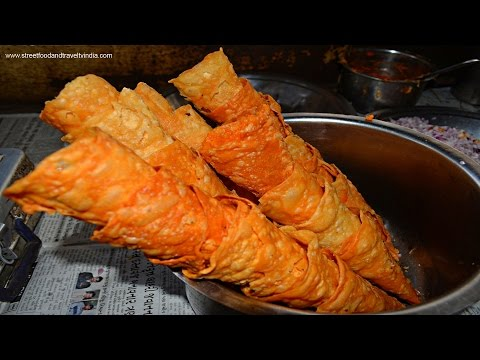 Craziest Indian Food | Bhaji Con | By Street Food & Travel TV India