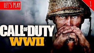 Call of Duty WWII - Modo Campaña (DIRECTO RESUBIDO) - 01 Bunkers y Daniels el de los mandados
