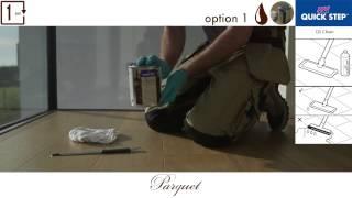 видео Ухаживаем за деревянным полом