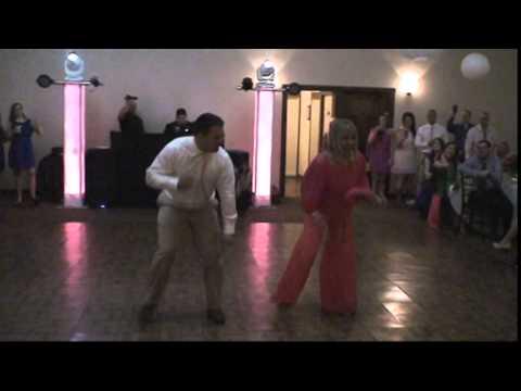 Groovy Mother Son Wedding Dance