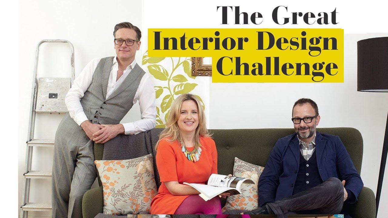The Great Interior Design Challenge S03E11 Bournville