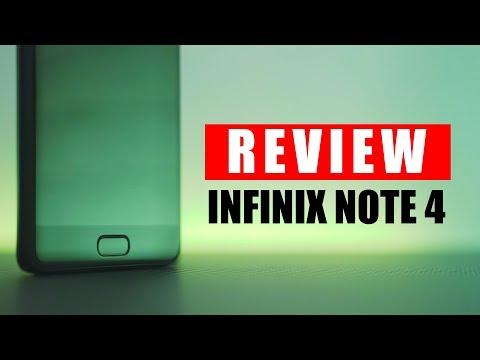 Review Infinix Note 4 : Seperti Kaleng Biskuit Berisi Rengginang