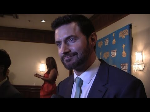 Richard Armitage Talks HANNIBAL Season 3, Red Dragon from the Saturn Awards