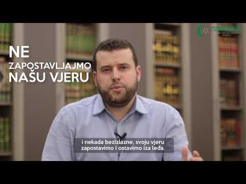 Poziv vjernicima (5) - Čuvanje identiteta - hafiz Ammar Bašić