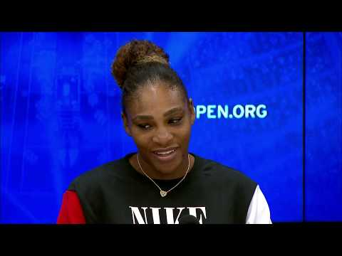 Serena Williams   US Open 2019 SF Press Conference