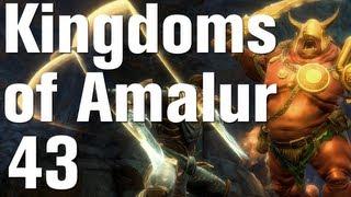 Kingdoms of Amalur: Reckoning Walkthrough Part 43 - Epilogue