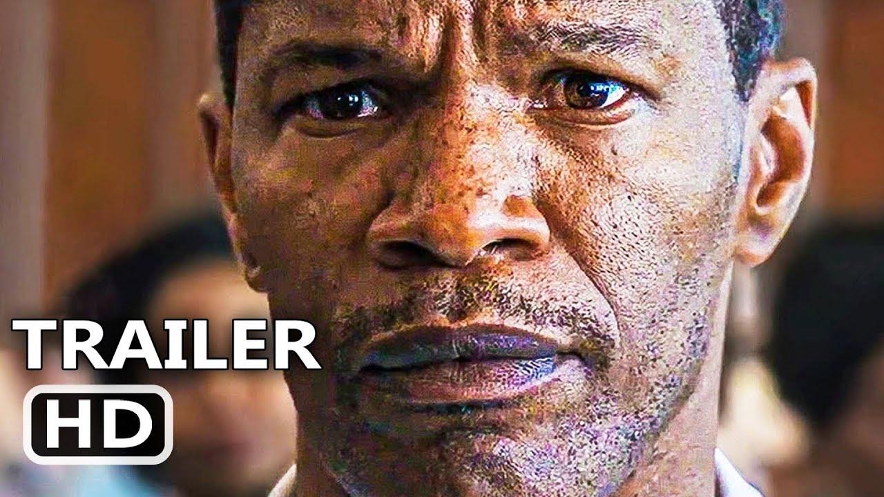 Just Mercy Trailer 2 2020 Jamie Foxx Brie Larson Michael B Jordan Drama Movie Youtube