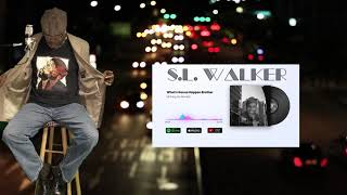S.L. Walker - WHAT'S GONNA HAPPEN BROTHER (A Song for Marvin)