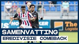 Kan PSV 'Eredivisie-test' in Tilburg wel winnen? ⚽️ | Samenvatting Willem II - PSV | De Comeback