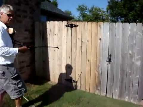 Fence Cleaning Youtube