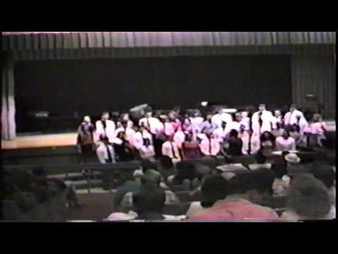 Saratoga Choraliers - Endless Love - 1992