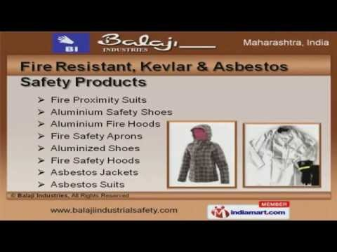 Industrial Safety Products By Balaji Industries, Mumbai