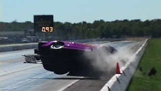 NON-STOP DRAG RACING CRASHES