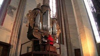 Les orgues de Transylvanie retrouvent un nouveau souffle