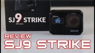 Review camera hành trình Sj9 Strike năm 2021- Chống rung đỉnh, video 4k cực nét, giá mềm hơn