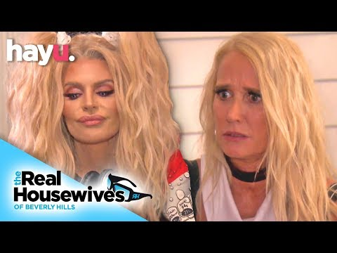 Can Lisa Rinna And Kim Richards Ever Be Friends? | Season 9 | Real Housewives Of Beverly Hills
